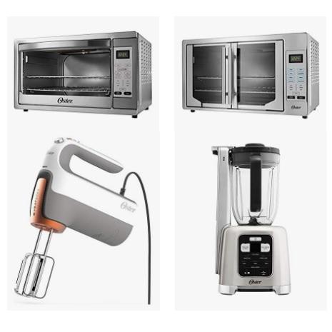 金盒特价!Amazon精选 Oster 厨房电器促销!
