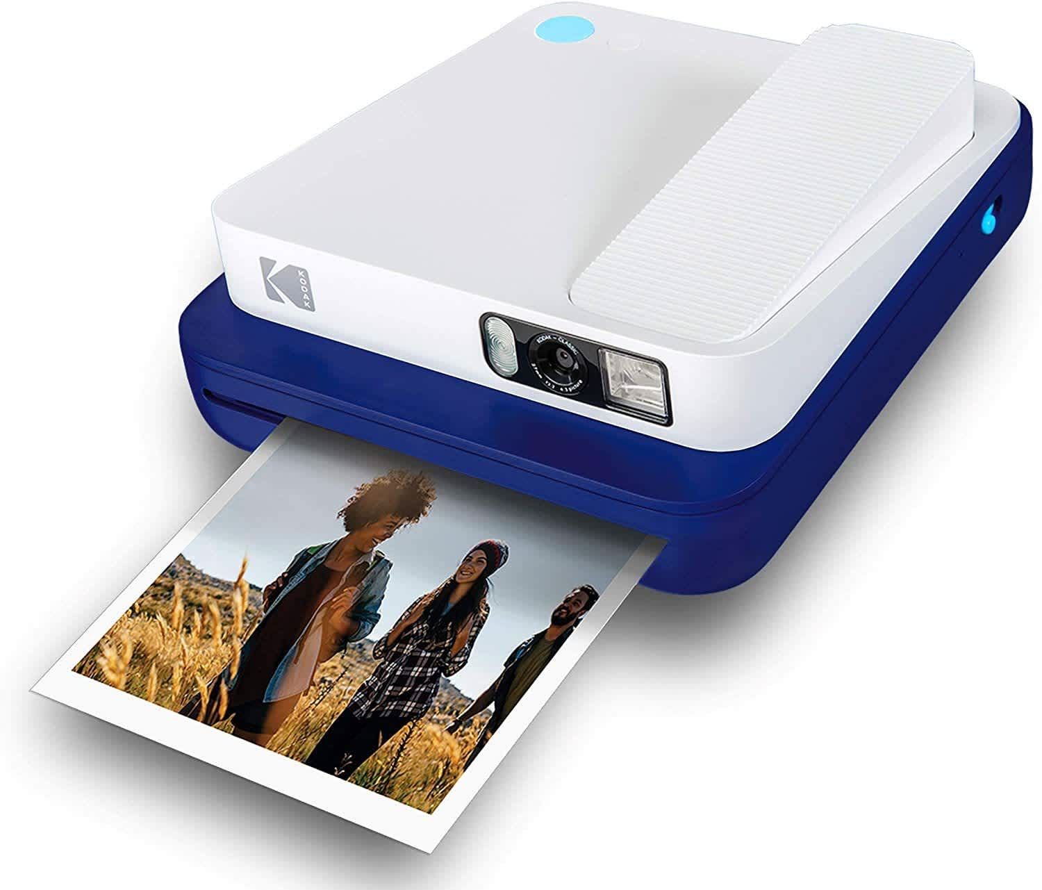 Kodak Instant Cameras and Portable Photo Printers at Amazon