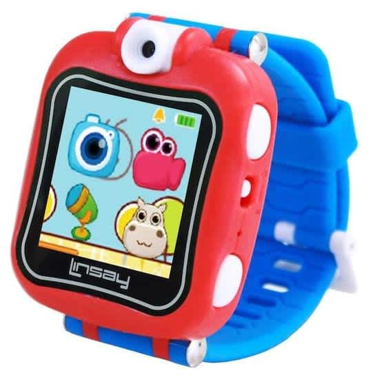 Linsay 1.5-in 1 MP Watch Camera