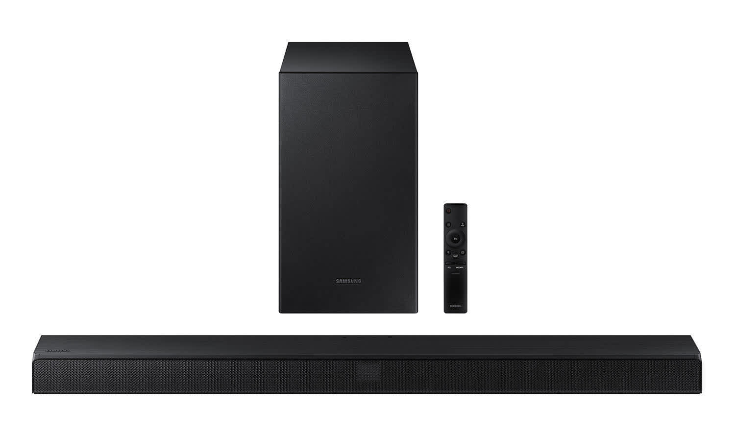 Samsung 2.1-Channel Soundbar with Wireless Subwoofer