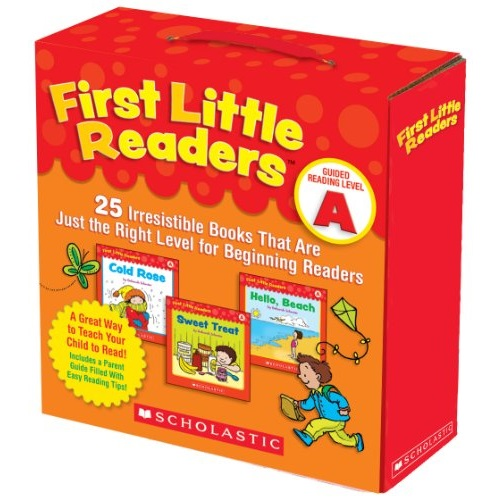儿童经典启蒙读物,25本不可错过的绘本合集,Level A