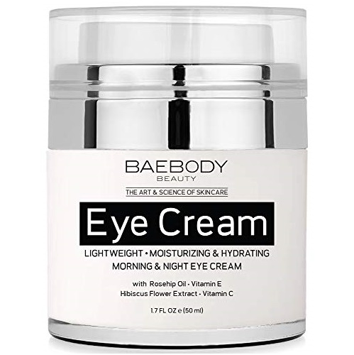 Baebody Eye Cream Rosehip Hibiscus
