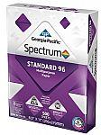 """1-Ream Georgia-Pacific Spectrum 8.5"""" x 11"""" Multipurpose Paper"""