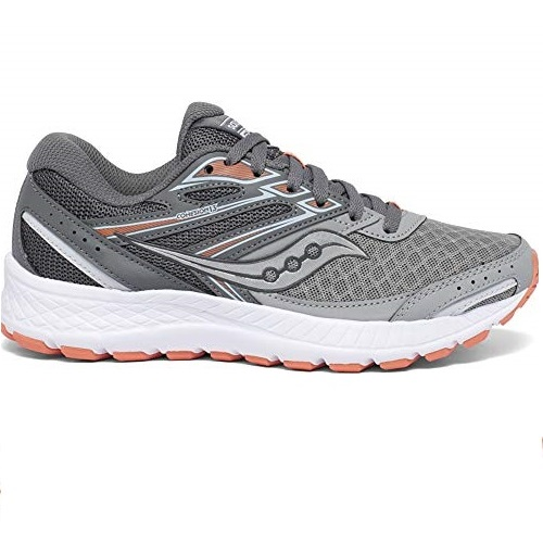 史低价!Saucony 圣康尼Cohesion 13女式跑鞋