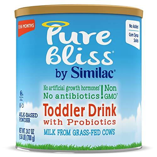 Similac雅培Pure Bliss系列 幼儿(12-36月)奶粉,24.7 oz/罐,共6罐,现点击Coupon后