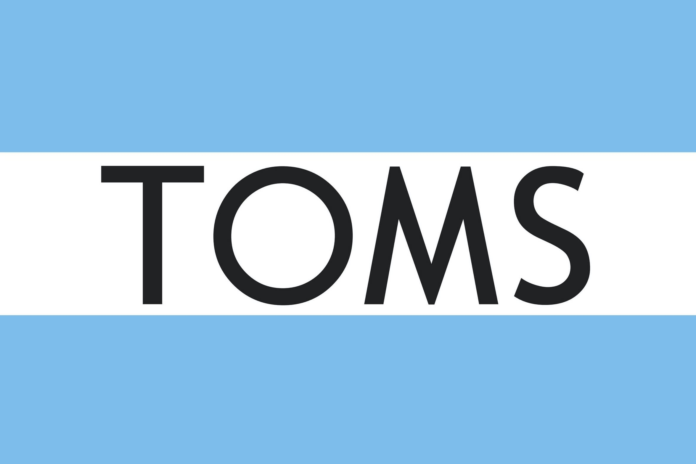 Toms Surprise Sale