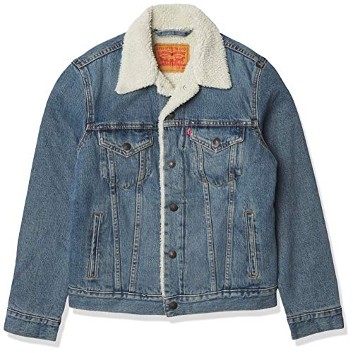 Levi's Men's Sherpa Trucker Jacket