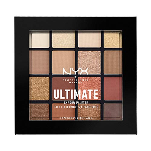 NYX Ultimate 16色眼影