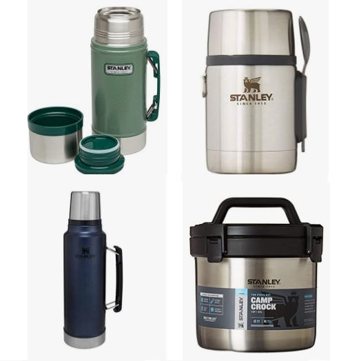 Up to 30% off Stanley drinkware