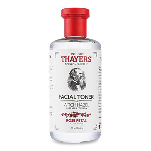 Thayers Alcohol-Free 金缕梅玫瑰水 355ml
