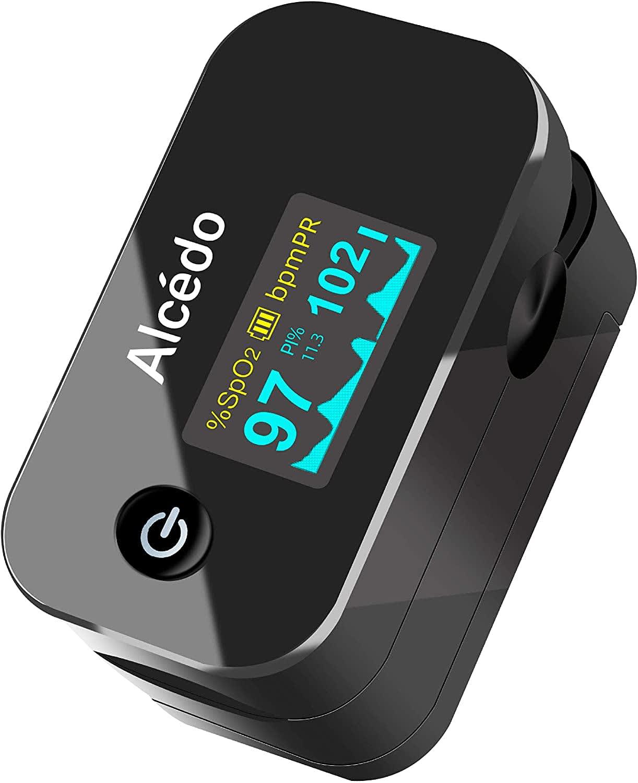 Alcedo Fingertip Pulse Oximeter