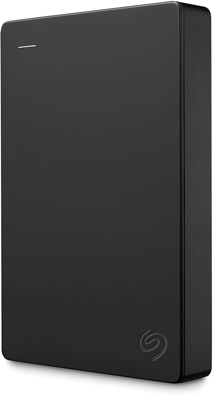 Seagate Portable 4TB External USB 3.0 Hard Drive