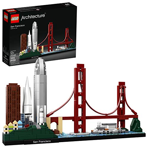 LEGO Architecture Skyline Collection 21043 San Francisco Building Kit (629 Piece)
