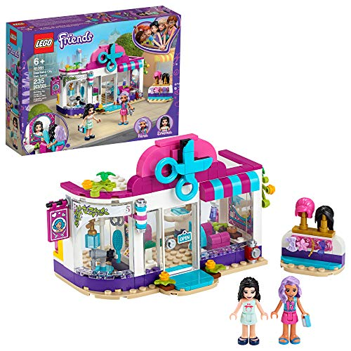 LEGO Friends Heartlake City Play Hair Salon Fun Toy 41391 Building Kit