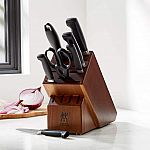 Zwilling J.A. Henckels Four-Star 8-Piece Knife Set