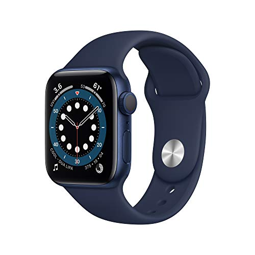 可测血氧!新款Apple Watch Series 6 智能手表 自动折扣后