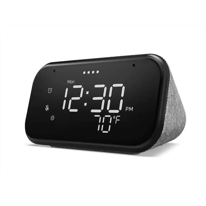 Lenovo Smart Clock Essential w/ Voice Control