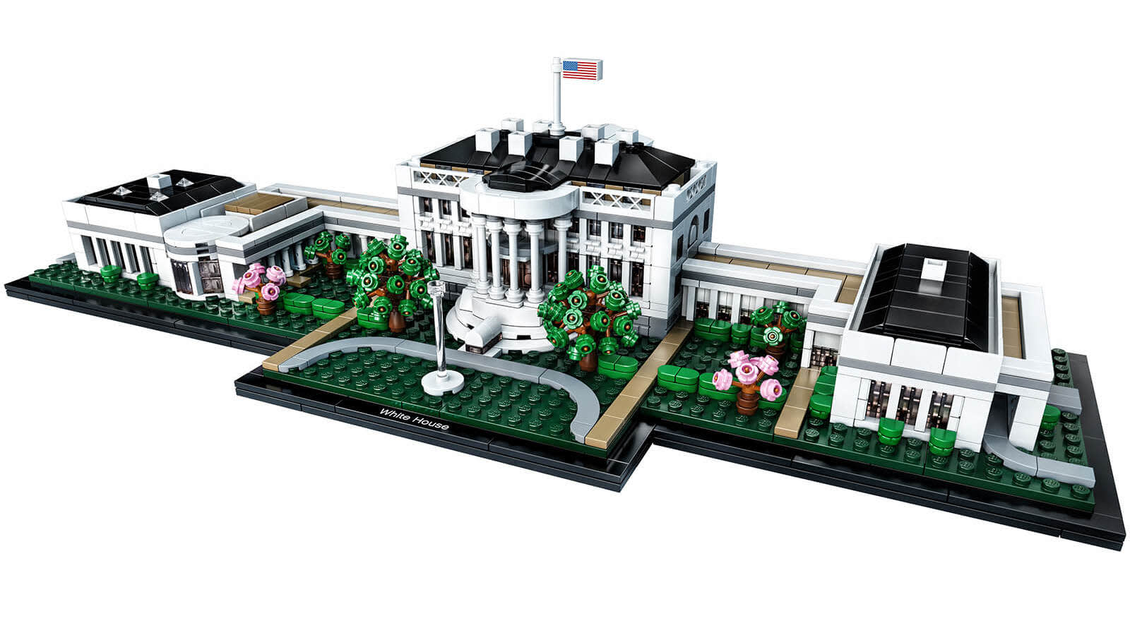 LEGO Architecture: The White House