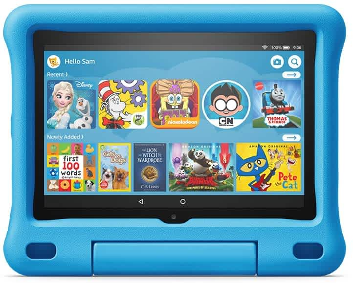 "10th-Gen. Amazon Fire HD 8 Kids Edition 32GB 8"" Tablet"
