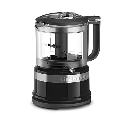 KitchenAid 3.5杯容量 迷你 食物处理器