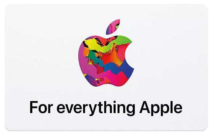 $100 Apple Gift Card