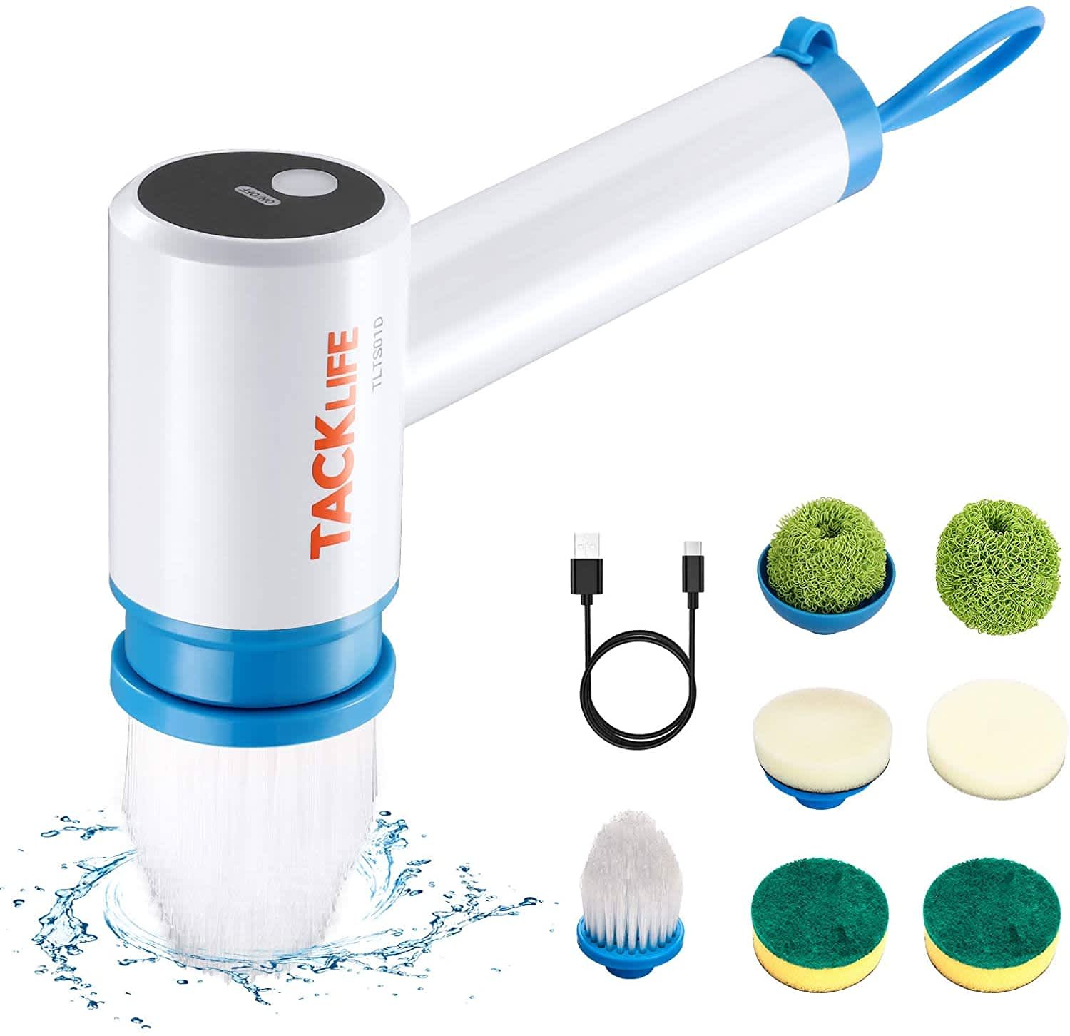 Tacklife Power Scrubber