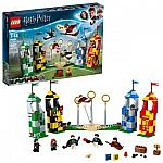 LEGO Harry Potter Quidditch Match Building Set (75956)