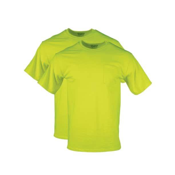 2-Pack Men's Gildan DryBlend Workwear T-Shirts w/ Pocket (select sizes)