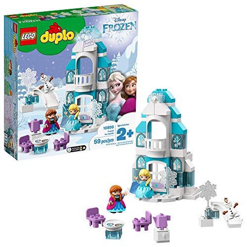 LEGO DUPLO Disney Frozen Ice Castle 10899 Building Blocks (59 Pieces)