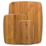 Farberware竹制菜板3件套