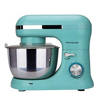 FRIGIDAIRE ESTM020-BLUE 4.5L Retro Stand Mixer (Blue), 4.75 quart