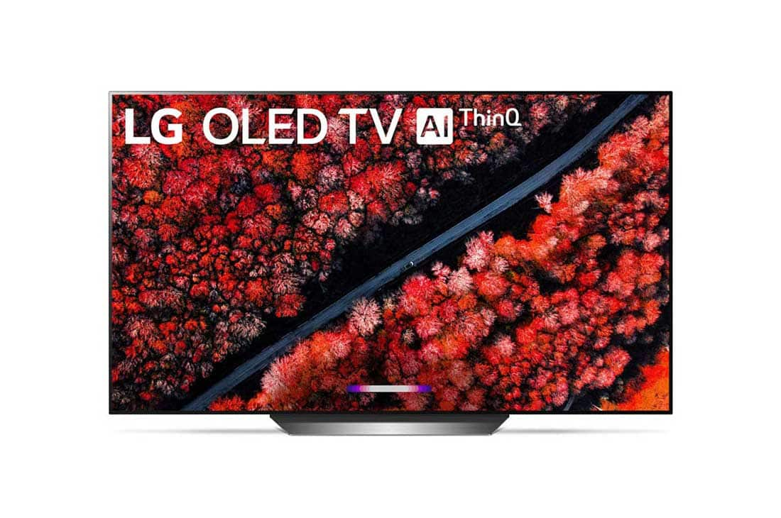 "77"" LG OLED77C9PUB 4K UHD HDR AI ThinQ Smart OLED TV"