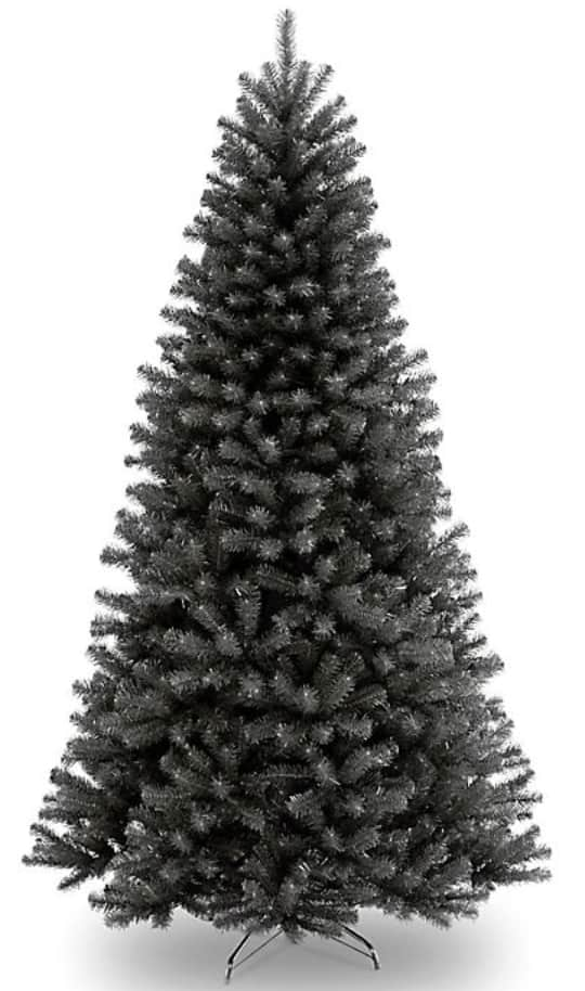 National Tree Company 7.5-Foot North Valley Black Spruce Christmas Tree