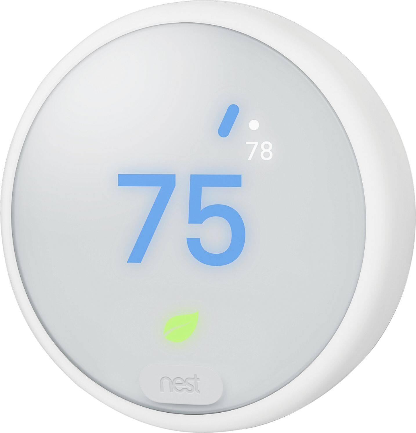 Google Nest Smart Thermostat E