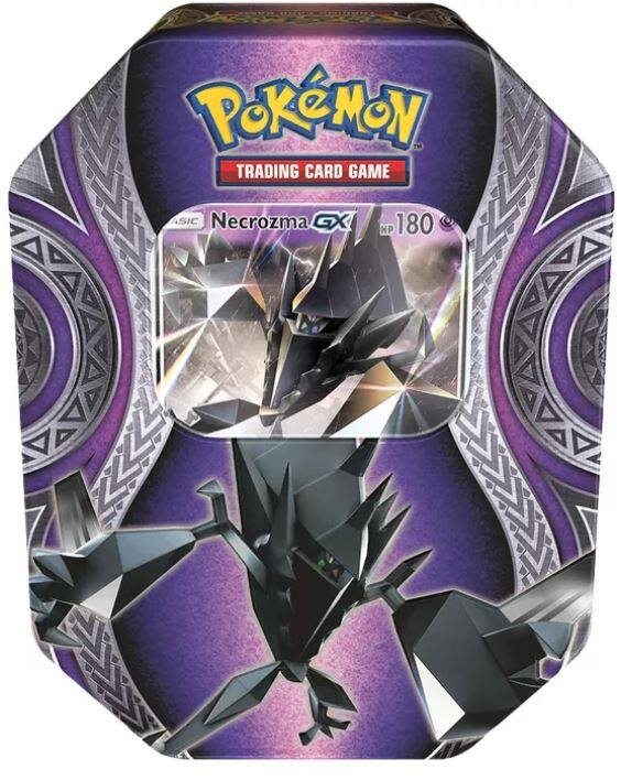 Pokemon Trading Card Game: Fall Tins (Necrozma or Marshadow)