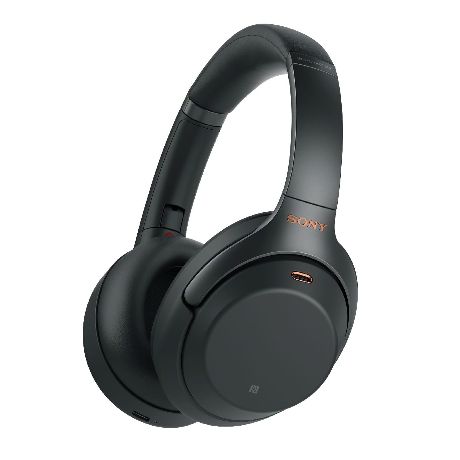 Sony WH-1000XM3 Noise Cancelling Wireless Headphones (Black)
