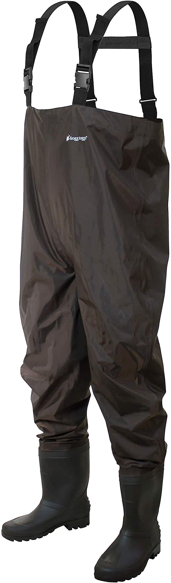 Frogg Toggs Rana II PVC Bootfoot Chest Waders