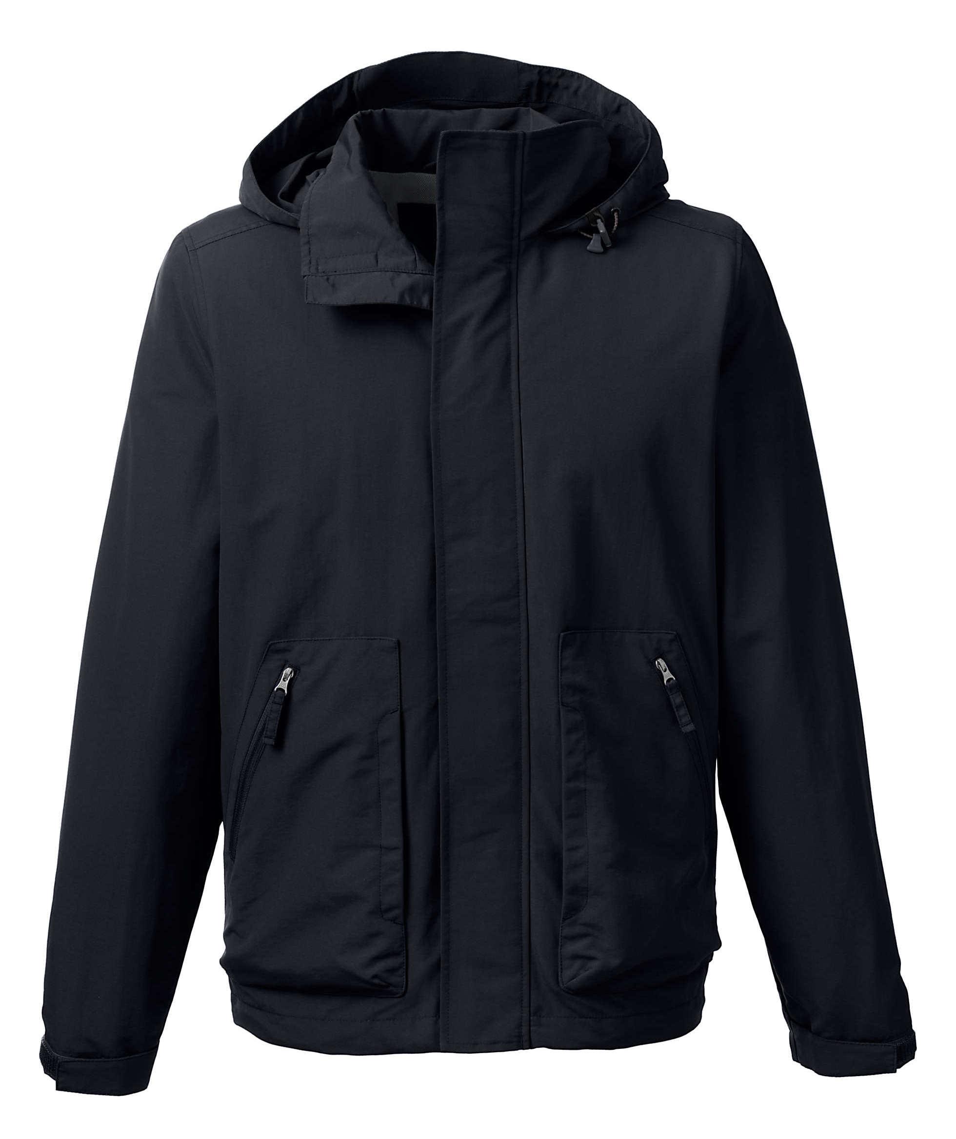 Lands' End Men's Outrigger Mesh Lined Jacket