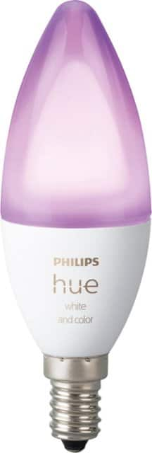 Philips Hue White And Color Ambiance LED Light Bulb