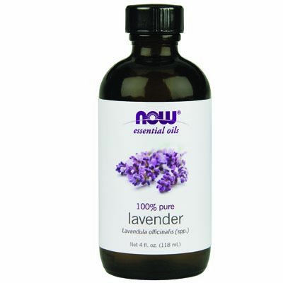 NOW Foods 7561 Lavender Oil Floral , 4-Ounce