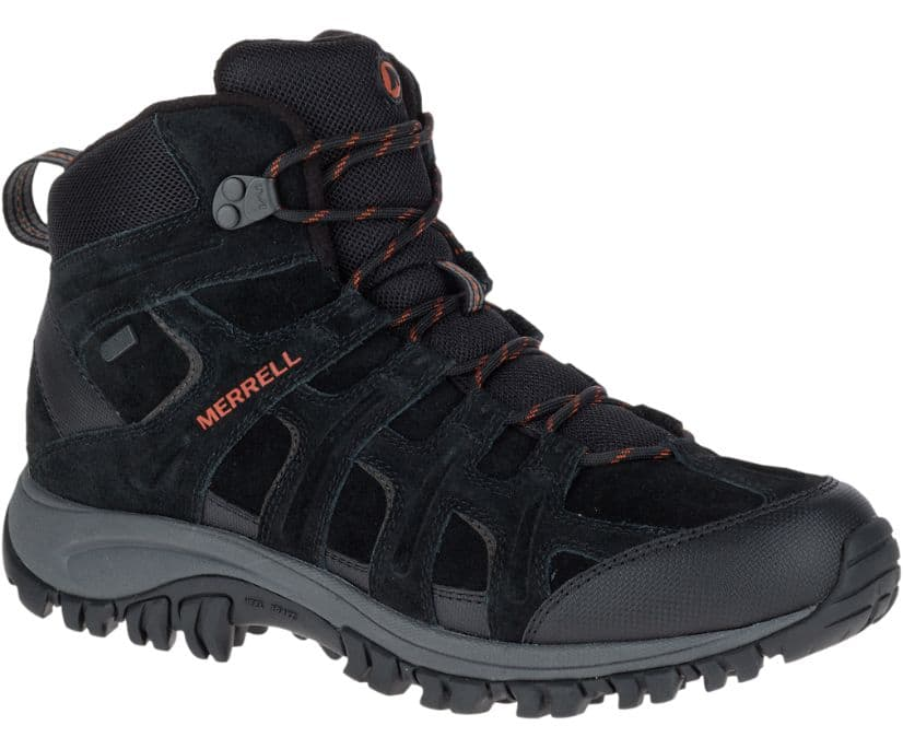 Merrell Men's Phoenix 2 Mid Thermo Hiking Boots (Black or Brown)