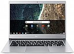 "Acer Chromebook 514 CB514-1H-C47X 14"" Touch FHD Laptop (N3350 4GB 32GB)"