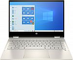"HP Pavilion x360 2-in-1 14"" FHD Touch-Screen Laptop (i5-1035G1, 8GB, 256GB SSD)"