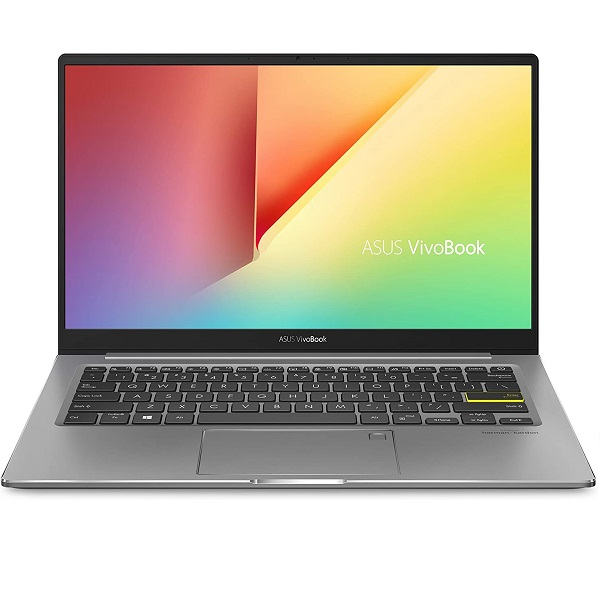 "ASUS VivoBook S13 Thin and Light Laptop, 13.3"" FHD Display, Intel Core i5-1035G1 CPU, 8GB LPDDR4X RAM, 512GB PCIe SSD, Windows 10 Home, Fingerprint Reader, S333JA-DS51"