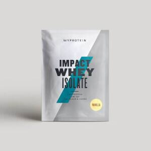 6.6-Lbs MyProtein Impact Whey Isolate (various flavors)