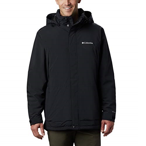 Columbia Men's Logans Crest Insulated Jacket