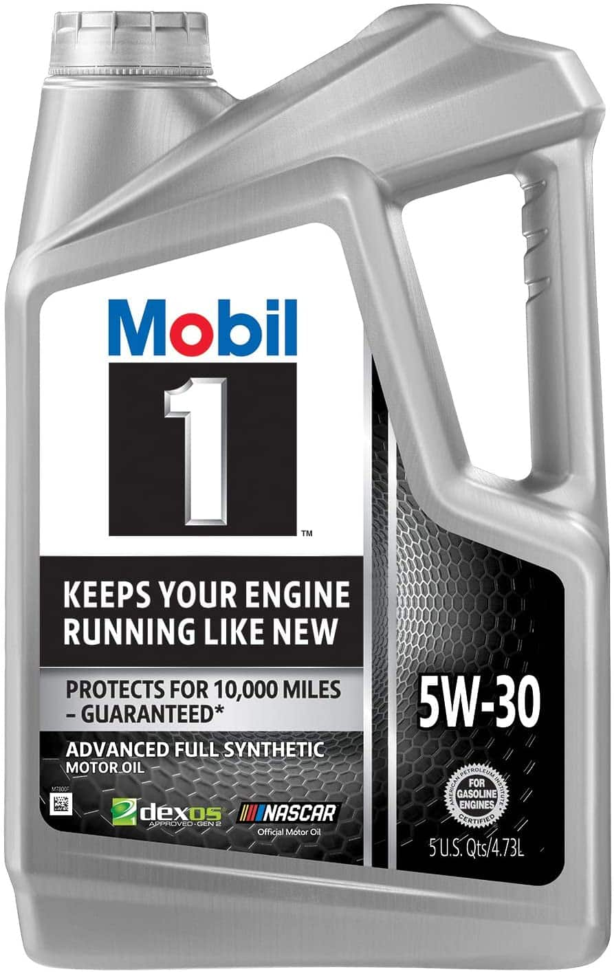 5-Qt 5W-30 Mobil 1 Synthetic Motor Oil (Various): Full Synthetic, High Mileage