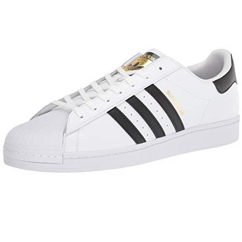 史低价!adidas 阿迪达斯  Superstar 男士经典休闲鞋