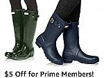 HUNTER Women's Original Rain Boot