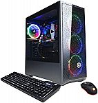 Amazon Black Friday Desktop Sale: CyberpowerPC Gamer Xtreme VR (i5-10400F 8GB 500GB SSD GTX 1660 Super 6GB)